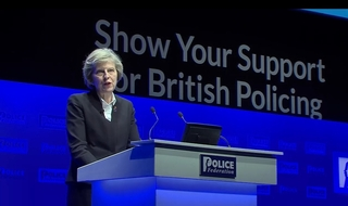 Home Secretary won't commit to funding specials' representation