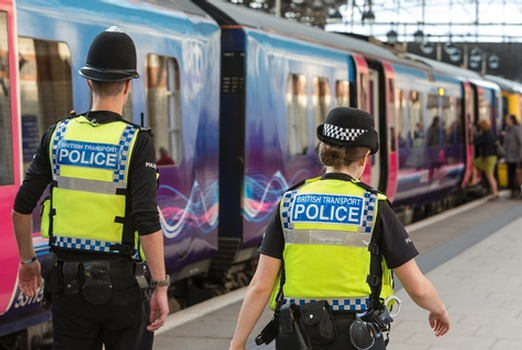 Under attack: Almost 2,000 assaults on BTP officer reported in the three years up to October 2018