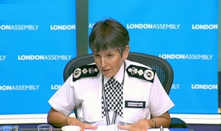 Law must recognise police drivers are trying to keep public safe, says Met commissioner