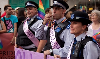 Force launches LGBT network at London Pride