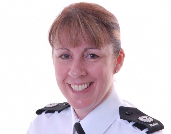 Force appoints first female ACPO officer
