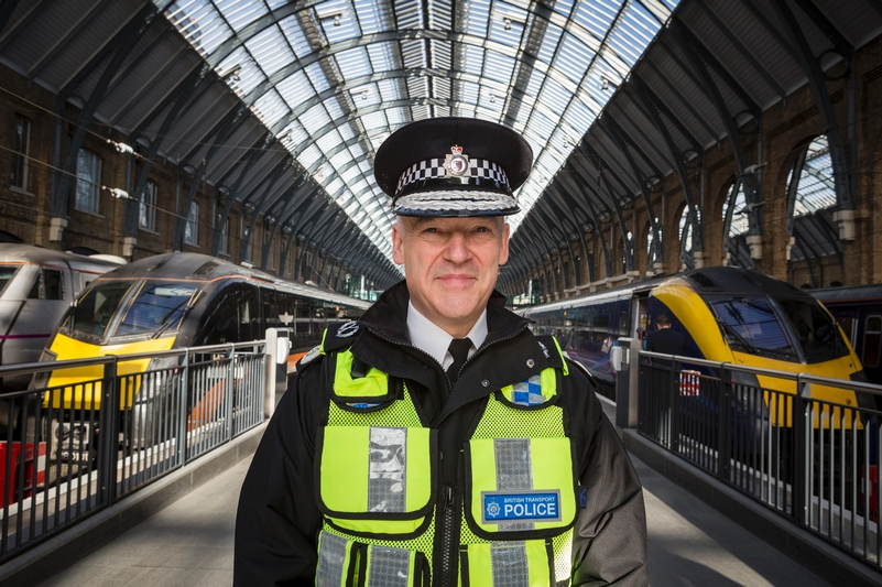 Tech and evidenced based policing has helped forces - British transport police press office ...