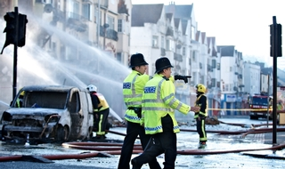 PCCs 'could take responsibility for fire services'