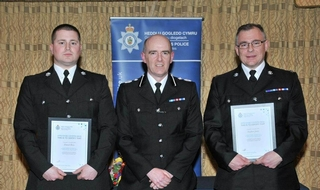 PC assaulted during abuse victim rescue is commended