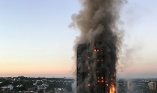 Clarify police helicopter limits says IOPC after Grenfell complaint