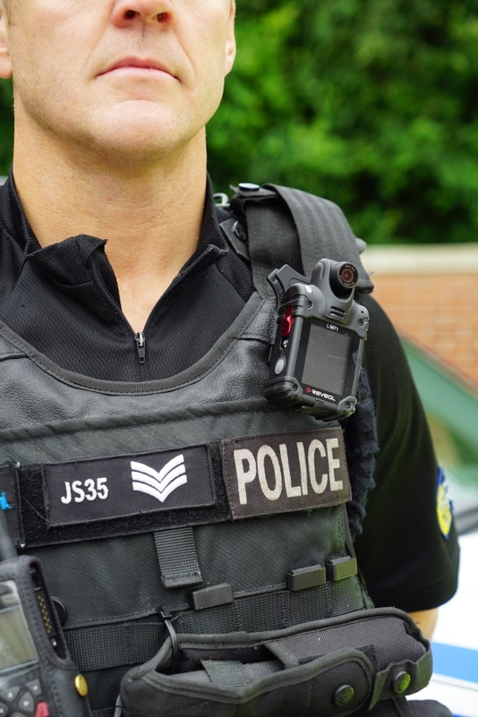 Force set to equip all frontline officers with BWV