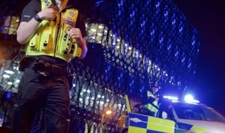 West Midlands officers injured by crowd at house fire