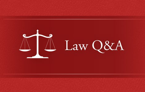 Law Q&A: Arresting in a domestic dispute