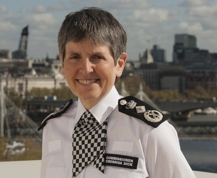 Cressida Dick: Money needs to be invested in police technology