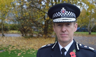 Third chief constable in a fortnight announces retirement