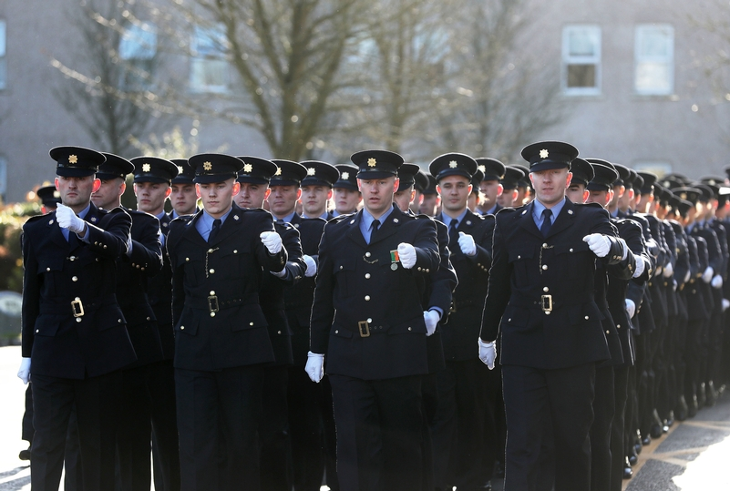 Probationer training prioritised as recruits move to front line earlier