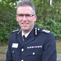 'Remain angry about mental health and policing' says chief constable