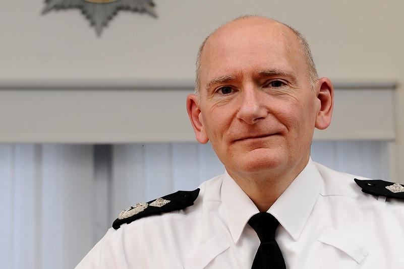 Chief Constable Simon Chesterman described the appeal ruling as disappointing