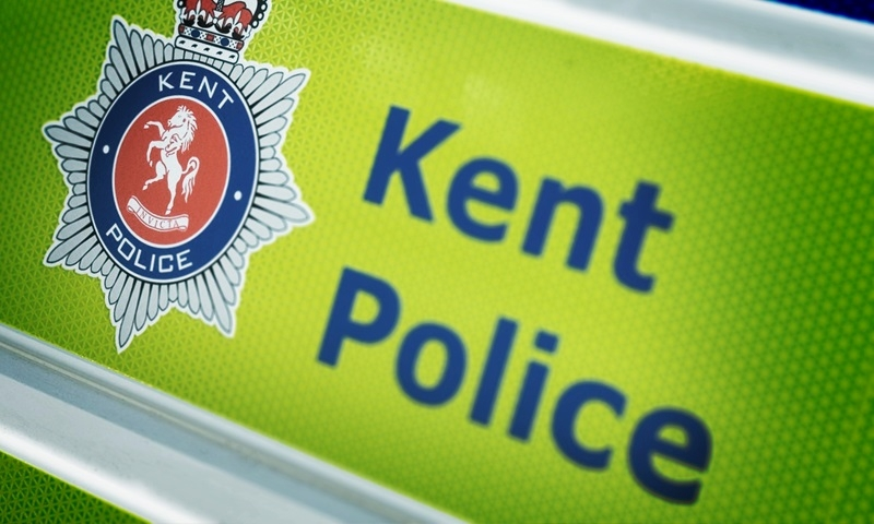 GBH charge: Man accused of assaulting a female Kent officer