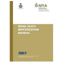Roads Death Investigation Manual: Publication Soon