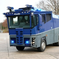 Revealed: Two year wait for water cannon authorisation