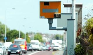 Surge in speeding fines from officers