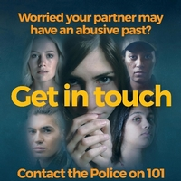Force propping up 'safe location' table relaunches Clare's Law scheme for domestic abuse victims