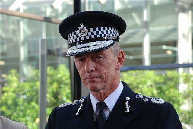 Met Commissioner Still Supports 'Plebgate' Officers