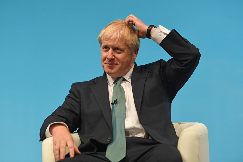 Does it add up?: Boris Johnson on the campaign trail