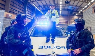 West Yorks makes wish come true for very special constable