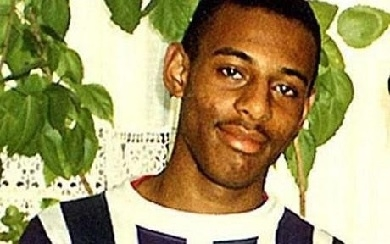 Remembered: Teenager Stephen Lawrence who was killed in a racist attack