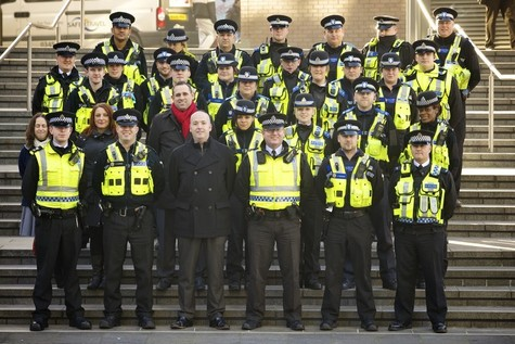 Transport command centre launched uk police news - British transport police press office ...