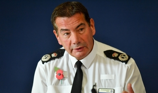 Interview: Chief Constable Nick Adderley's bottom-up approach