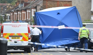 Woman and boy confirmed as victims of Penge pursuit crash