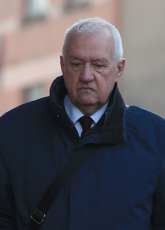 David Duckenfield: Denies 95 gross negligence manslaughter charges
