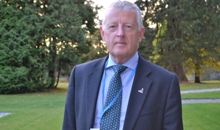 Sir Jon Murphy: 'Local links added to my credibility as chief'