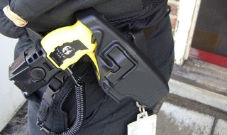 'Highest' force Taser use prompts investigation