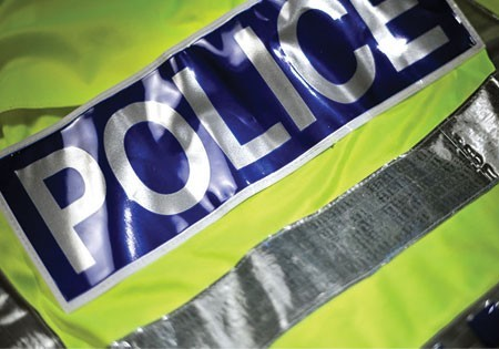 GBH charge after officers stabbed