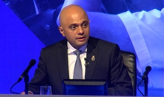 Sajid Javid downplays police funding boost pledge