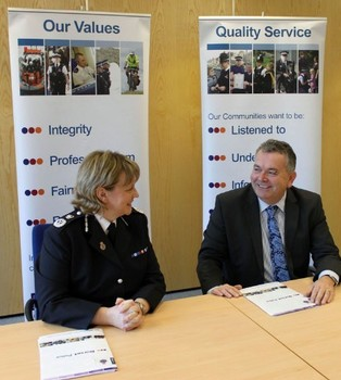 PCC Defends £13K Chief Salary Increase