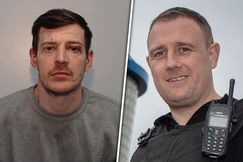 Sentence increase: Stephen Unsworth and PC Stephen Lamb