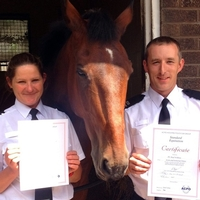 Mounted unit trial proving 'invaluable'