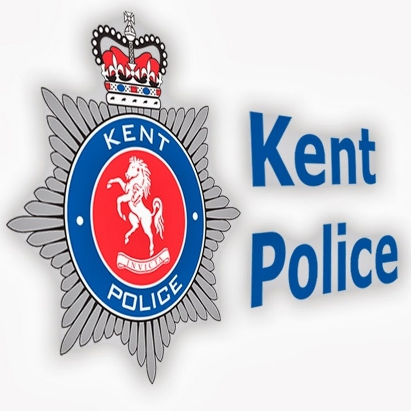 Kent DI given final written warning for slapping officer's bottom