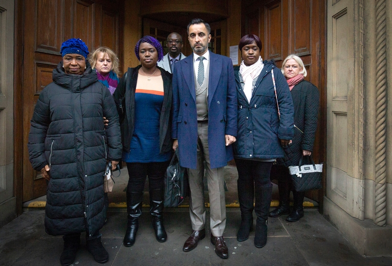 Aamer Anwar, the lawyer representing the family who have fought for a public inquiry