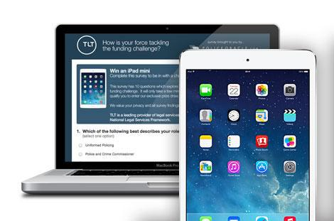 Cuts survey: iPad Mini winner announced