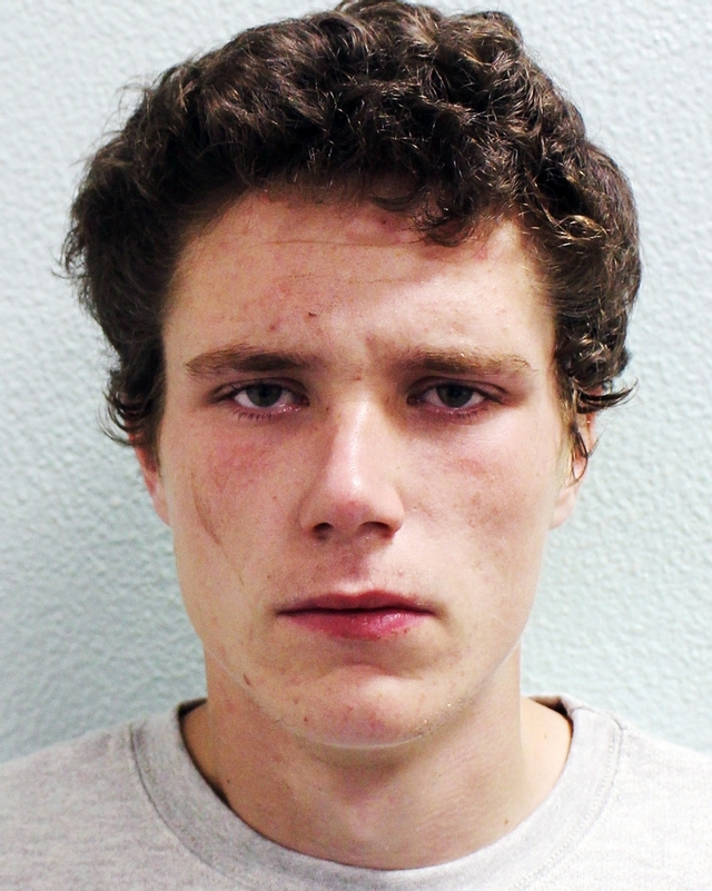 Joshua Dobby was going three times over the speed limit in a stolen car.