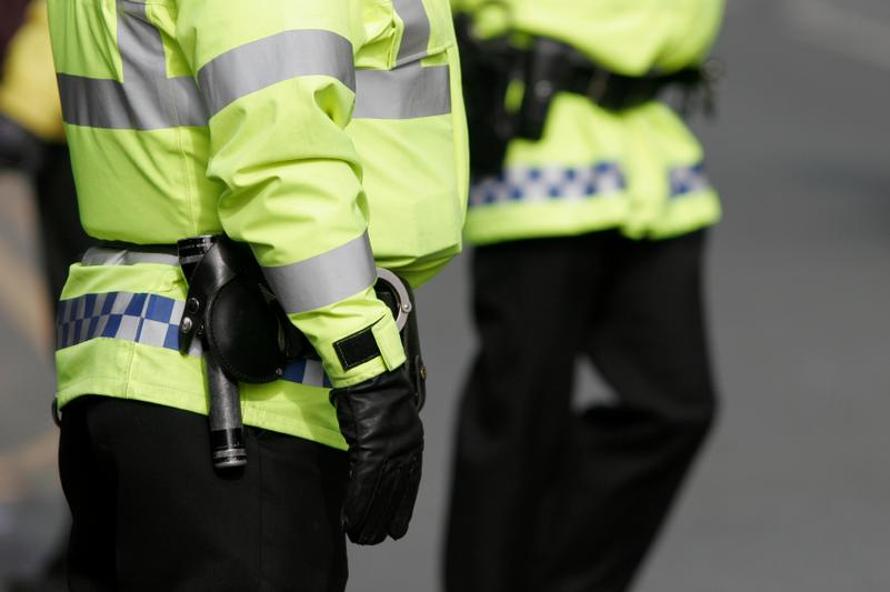 Downward trend in officers 'to continue for years'