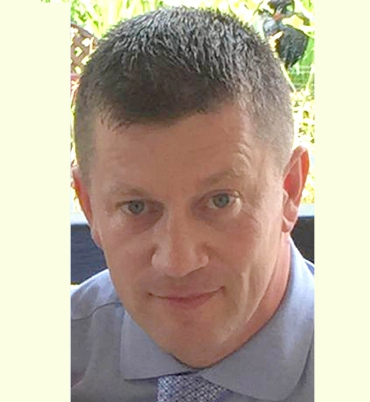 Hero PC Keith Palmer: In him we trust