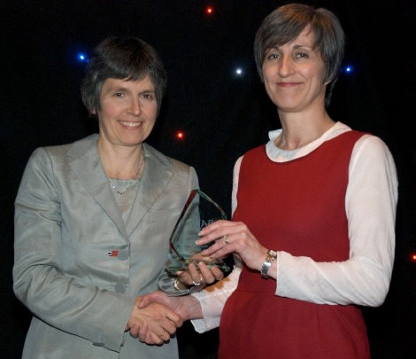 Awards: Coaching Group's Scheme Praised