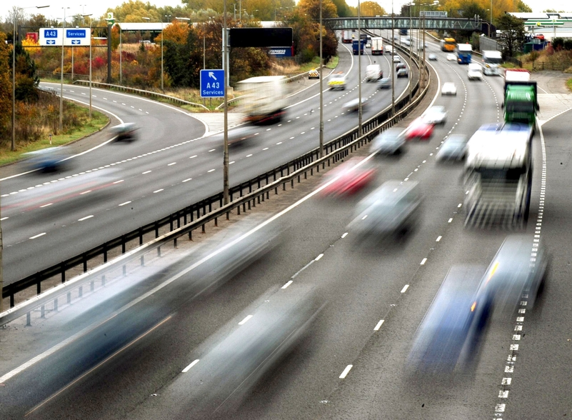 Transport Secretary announces more safety measures for Smart Motorways