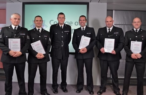 G8 training team recognised