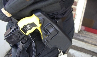 Officers' use of Taser should be 'robustly justified'