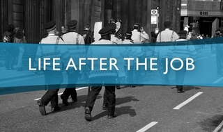 Life after the Job: Mark Warwick