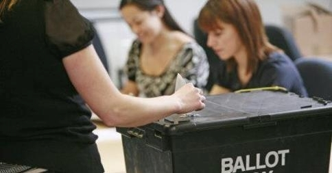 PCC by-election: Polls open in West Midlands