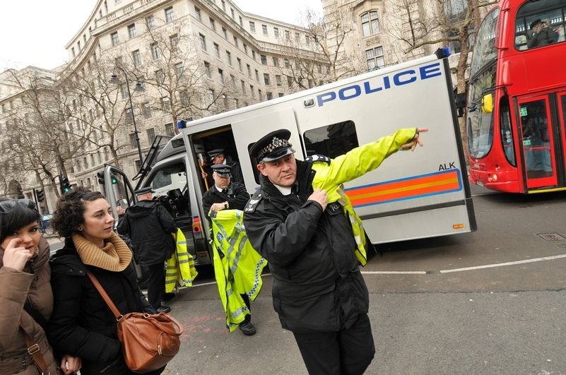 Islamic State, terror and the impact on UK policing